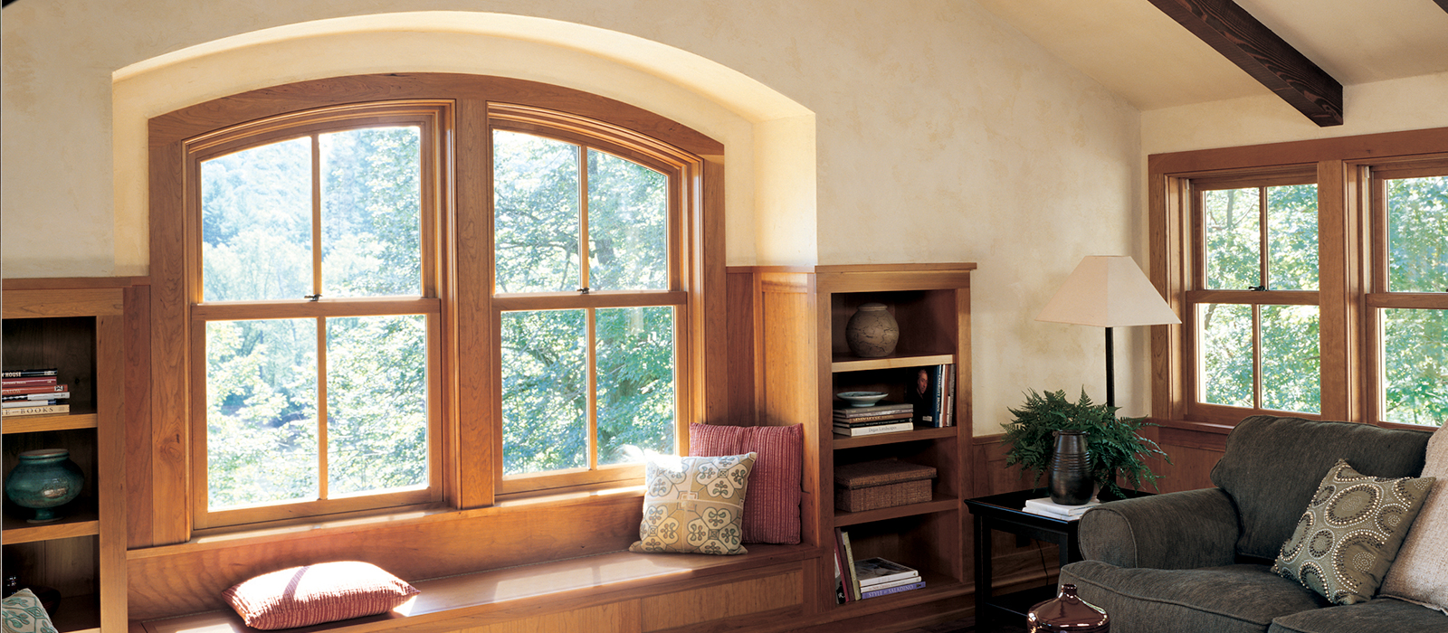 Products window replacement company for Round top windows